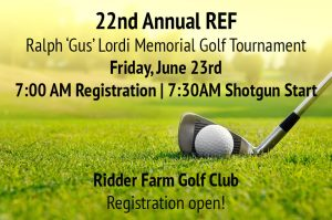REF Golf Tournament Golf Registration