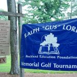 Ralph 'Gus' Lordi Memorial Golf Tournament banner