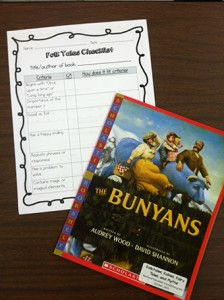 bunyans_book_and_checklist